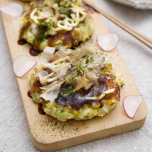 Okonomiyaki Class
