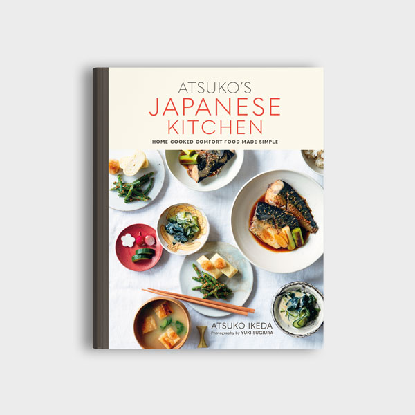 Atsuko's Japanese Kitchen book cover