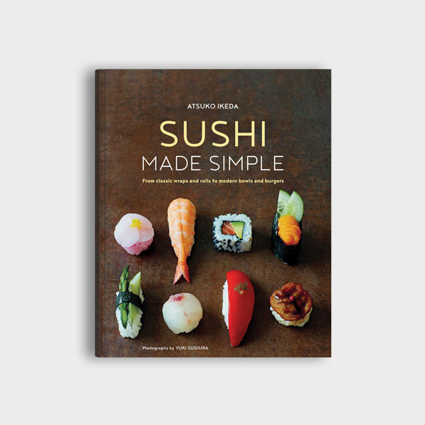 Sushi Made Simple book cover