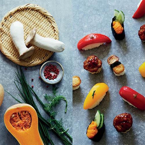 Creative Vegan Sushi Making Class