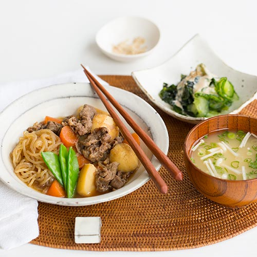 Beginners Japanese Cookery Course