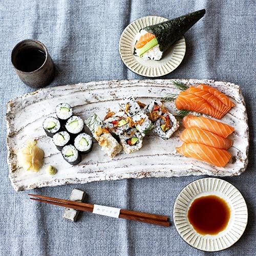 Online Sushi Making Class